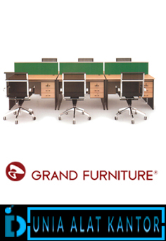 Partisi Kantor Grandfurniture