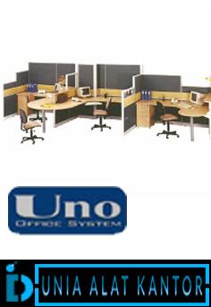 Partisi Kantor UNO